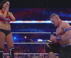 John Cena le propuso matrimonio a la hija de un inmigrante ilegal mexicano