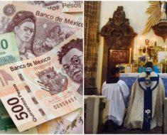 Ladrones se llevaron 1 millón de pesos de un seminario en Aguascalientes