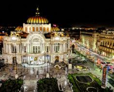 La leyenda del fantasma del Palco 33 del Palacio de Bellas Artes de Ciudad de México