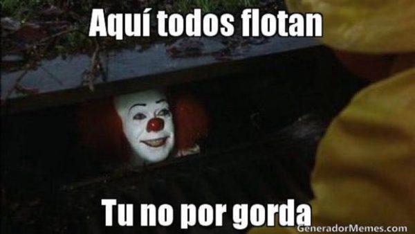 """memes de cómo sería la película """"ESO"""" si los actores fueran mexicanos"""