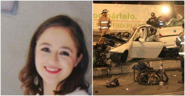 La mujer que murió en el accidente de Reforma estaba por recibir la mejor noticia de su vida