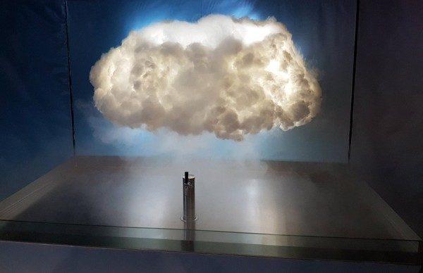 Si alguna vez soñaste con una nube que llueve tequila, se hizo realidad