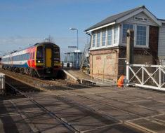 Conoce la estación de trenes más tranquila del mundo, Shippea Hill