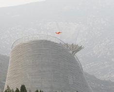El sorprendente templo de los Monjes Voladores Henan China