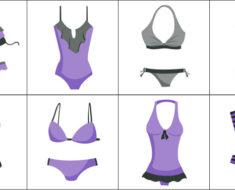 Mira los trajes de baño que puedes usar aunque no tengas un cuerpo perfecto. ¡Se ven increíbles!