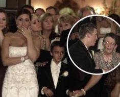 En medio de su boda, el novio sacó a bailar a otra mujer delante de su esposa