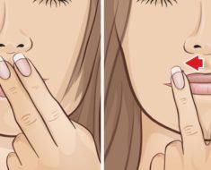 Obtén unos labios perfectos con este sencillo movimiento