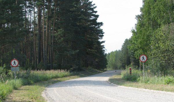 """La """"Bota de Saatse"""", un insolito lugar en Estonia pegado a la frontera rusa"""