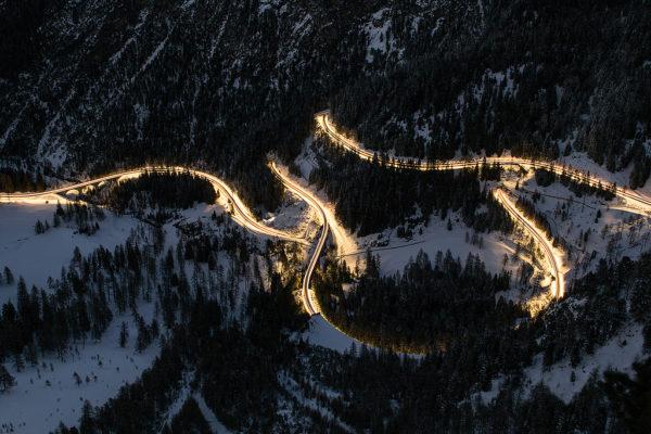 bergun suiza pueblo no se puede hacer fotos