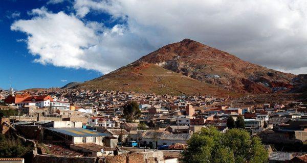 Cerro Rico La misteriosa montaña que come hombres en Bolivia