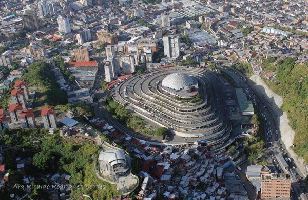 El Helicoide, arquitectura de vanguardia en Caracas, Venezuela