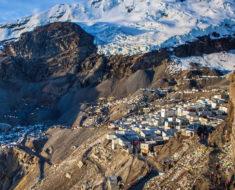 La Rinconada, el pueblo más alto del mundo