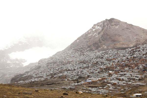 la rinconada el pueblo mas alto del mundo