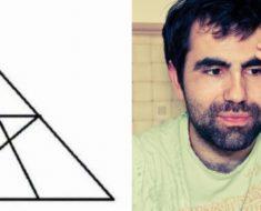 ¿Cuántos triángulos ves aquí? Resuelve el acertijo que está sorprendiendo a todos