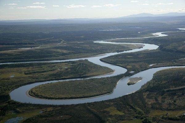 Alatna Alaska el misterioso río sagrado de la serpiente