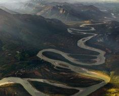Alatna, el misterioso río sagrado de la serpiente