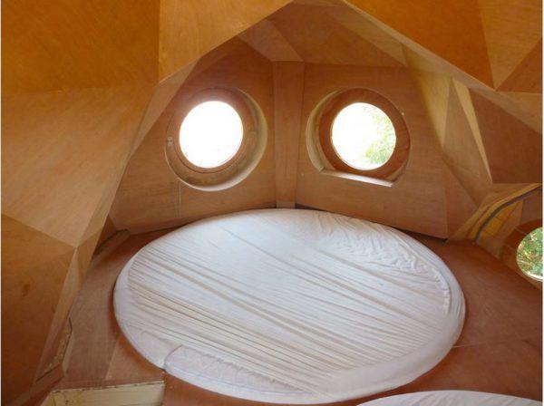 Cabañas con forma de búho en las que puedes pasar una noche gratis en Francia