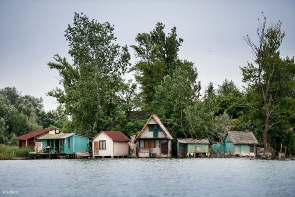 Lago Kavicsos, un pequeño paraíso húngaro