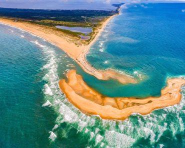 Esta es la misteriosa y peligrosa isla que apareció frente a las costas de Estados Unidos