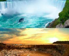 10 espeluznantes imágenes sobre los monumentos más importantes del mundo en tiempos de sequía