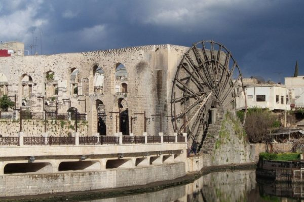 Las 17 norias de Hama un misterioso tesoro histórico en Siria