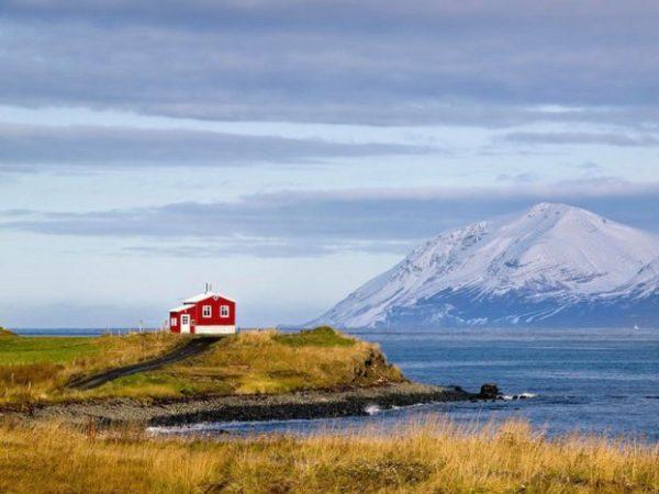 Casita roja, Islandia
