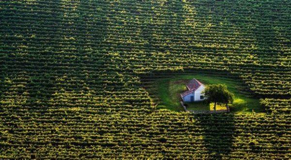 Pequeña casa de campo, Hungría