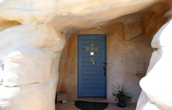 Esta cueva de piedra caliza oculta una de las mejores casas del mundo