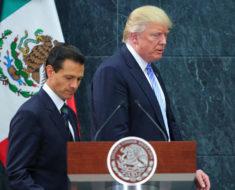 Esta es la decisión de Donald Trump que dejó al gobierno de México en Shock
