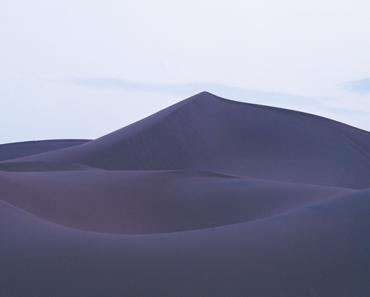 Los sobrenaturales colores del desierto de Marruecos