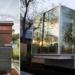 Vivió en un contenedor dos años, hasta que se atrevió a construir una mini casa ecológica