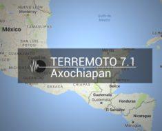 Así se encuentra Axochiapan luego de ser el epicentro del terremoto de 7.1 que sacudió a México