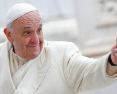 El Papa Francisco envía 150 mil dólares para México