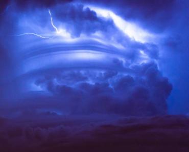 El insólito fenómeno en el cielo registrado en México durante el fortísimo sismo de 8,2