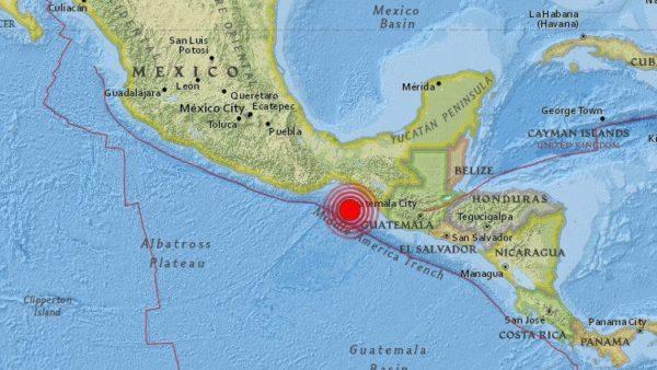 Luego del gran terremoto de México se da una alerta de tsunami en ocho países de América Latina