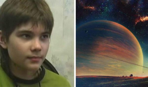 Este niño recuerda su vida pasada en el planeta Marte y tiene a todos impactados con los detalles