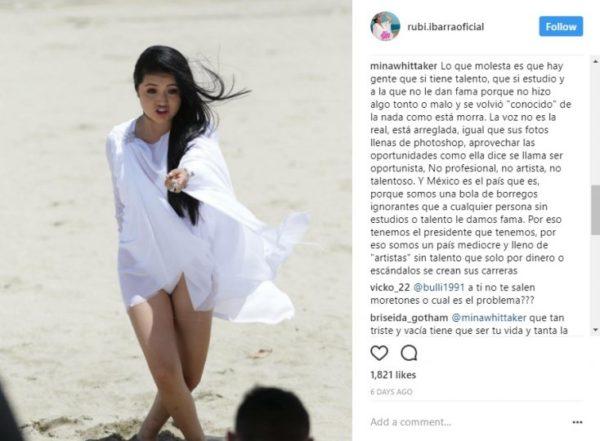 ¿Recuerdan a la quinceañera Rubí? Intentó lucir más atractiva y fue muy criticada…
