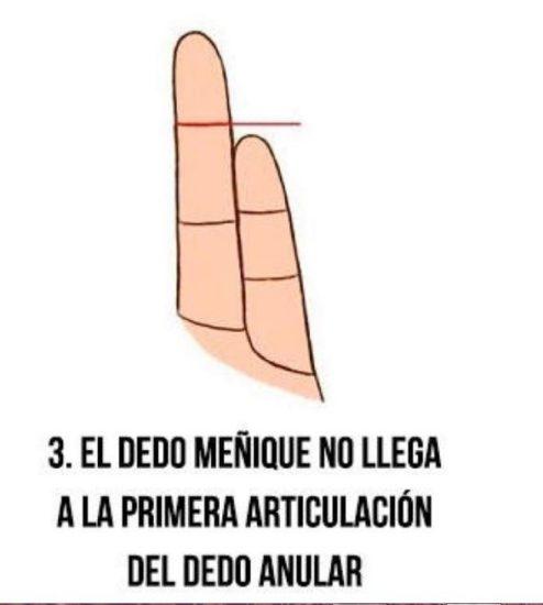 3 maneras para saber como eres en el amor basándote en tu dedo