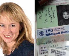 La encuentran 30 años después para devolverle su monedero y se lleva una sorpresa al abrirlo
