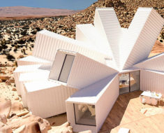 contenedores residencia joshua tree james whitaker