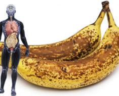 Mira lo que le pasa a tu cuerpo cuando comes 2 plátanos al día durante un mes