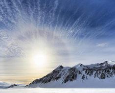 Este insólito agujero en la Antártida tiene desconcertados a los científicos