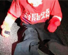 Policía adivierte: si ves un niño sentado en la calle, de inmediato pon los seguros a tu auto