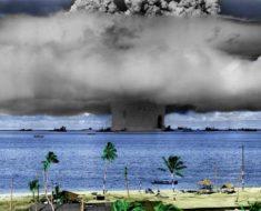 Esto es lo que ocurriría si Norcorea lanzara una bomba de hidrógeno en el mar