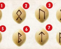 La runa que escojas revelará lo necesario para saber cómo avanzar y cumplir tus propositos
