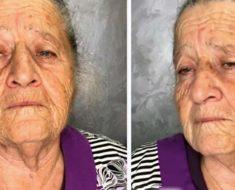 Abuela le pide un estilo nuevo a su nieta, la transformación horas después deja a todos en shock