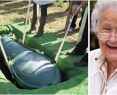 Esposo tacaño quiere ser enterrado con su fortuna – la ingeniosa venganza de su viuda es brillante