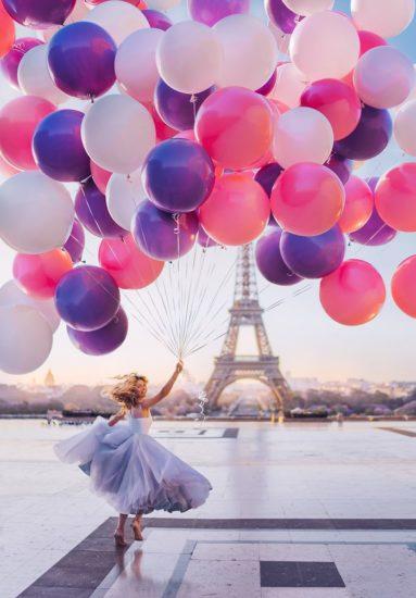 Impresionantes fotografías de mujeres con vestidos alrededor del mundo