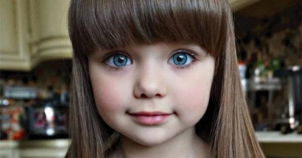 ¡Fue proclamada como la niña más bonita del mundo! – Mira como luce actualmente
