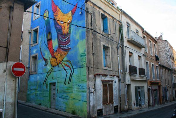MaCO de Sète, un museo de arte callejero al aire libre